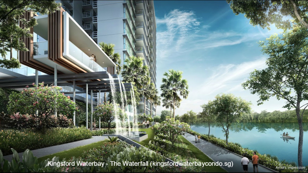 Kingsford Waterbay - The Waterfall (kingsfordwaterbaycondo.sg)