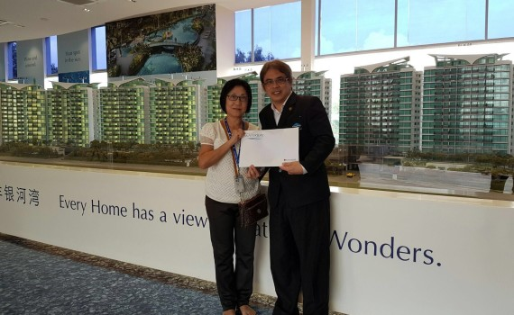 Another 1 Bedroom At Kingsford Waterbay Sold